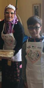 Doni alla mensa dei poveri della parrocchia di San Cataldo e per i ragazzi dell'oratorio di San Nicodemo (2)