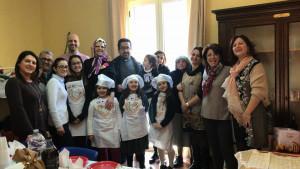Doni alla mensa dei poveri della parrocchia di San Cataldo e per i ragazzi dell'oratorio di San Nicodemo (7)