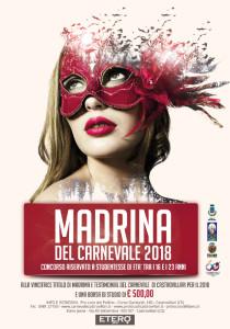 Elezione della Madrina del Carnevale di Castrovillari 60 edizione
