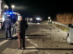Ennesimo incidente a Villapiana, Vincenzo Gatto 46enne perde la vita sulla SS106 (3)