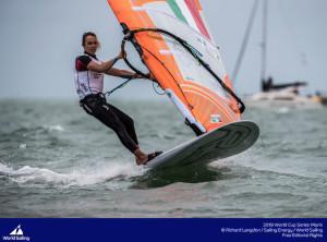 Flavia Tartaglini vince la Medaglia d'Argento alla World Cup di Miami (2)