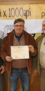 Francesco Capoano si aggiudica il Primo posto al 5 Concorso Apedoro Grandi Mieli di Lombardia (1)