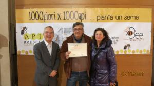 Francesco Capoano si aggiudica il Primo posto al 5 Concorso Apedoro Grandi Mieli di Lombardia (12)