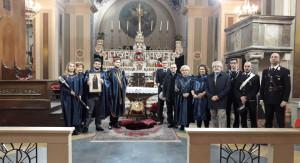 Gemellaggio Mariano tra la Città di Santa Severina e la Confraternita della B.V. di Capocolonna