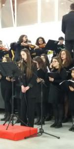 Grande successo per il 19° Concerto di Natale dell'Associazione A. Vivaldi a Torre Melissa3