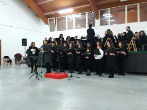 Grande successo per il 19° Concerto di Natale dell'Associazione A. Vivaldi a Torre Melissa6
