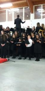 Grande successo per il 19° Concerto di Natale dell'Associazione A. Vivaldi a Torre Melissa8