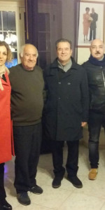 Il primo cittadino di Crosia in visita agli anziani residenti per augurare un buon inizio anno (4)
