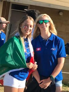 Italiani d'argento e di bronzo al Campionato del Mondo 420 2017 a Fremantle, in Australia (2)