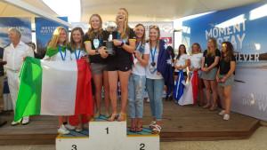Italiani d'argento e di bronzo al Campionato del Mondo 420 2017 a Fremantle, in Australia (4)