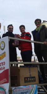 L'ASD CiròRunners Arasarasa di Cirò Marina alla Terza Edizione Maratonina di Natale (1)