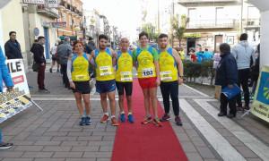 L'ASD CiròRunners Arasarasa di Cirò Marina alla Terza Edizione Maratonina di Natale (2)
