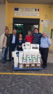 L'Associazione Fidelitas dona Carta per le scuole della Piana di Sibari Posta in arrivo