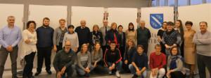 LIstituto Pertini-Santoni di Crotone al 1 meeting a Rybnik in Polonia1