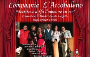 Mettiteve a ffa l'Ammore cu me di Edoardo Scarpetta, Sabato 3 febbraio al Teatro Comunale di Cariati