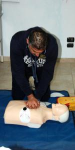 Otto nuovi operatori di Primo Soccorso BLSD con l'utilizzo del defibrillatore formati a Cirò Marina (11)