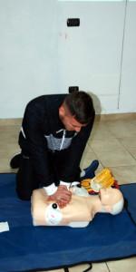 Otto nuovi operatori di Primo Soccorso BLSD con l'utilizzo del defibrillatore formati a Cirò Marina (15)