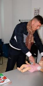 Otto nuovi operatori di Primo Soccorso BLSD con l'utilizzo del defibrillatore formati a Cirò Marina (36)