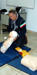 Otto nuovi operatori di Primo Soccorso BLSD con l'utilizzo del defibrillatore formati a Cirò Marina (5)