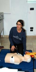 Otto nuovi operatori di Primo Soccorso BLSD con l'utilizzo del defibrillatore formati a Cirò Marina (8)