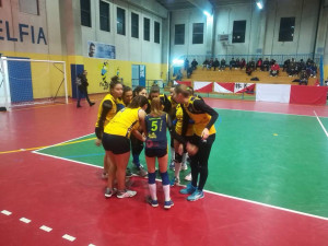 Pallavolo Costa Volley Catanzaro vs Lapietra Pallavolo Rossano 0-3