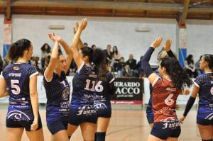 Pallavolo Crotone vs Catanzaro 3-0
