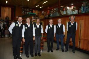 Pasquale Donnici con la squadra Arena di Verona