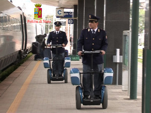 Polizia di Stato Polfer, resoconto attività del 2017