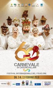 Presentato il 60° Carnevale di Castrovillari e Festival Internazionale del Folklore (1)