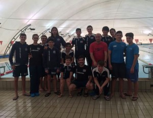 Quattro NuotatoriKrotonesi ai campionati nazionali di nuoto per salvamento di Riccione