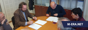 Ricerca Europea firmata la convenzione tra Regione e Distretto Matelios
