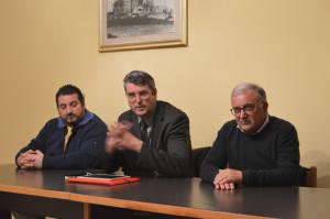 Riunione fra i responsabili dell'Avis Regionale, Provinciale e quelli di Umbriatico (2)