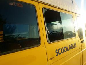 Rubato uno scuolabus nella notte a Mirto Crosia (1)