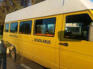 Rubato uno scuolabus nella notte a Mirto Crosia (3)