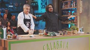 Salvatore Murano lo chef di Cirò Marina a Cuochi d'Italia per la Calabria1 (2)