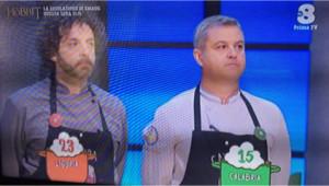 Salvatore Murano lo chef di Cirò Marina a Cuochi d'Italia per la Calabria1 (3)