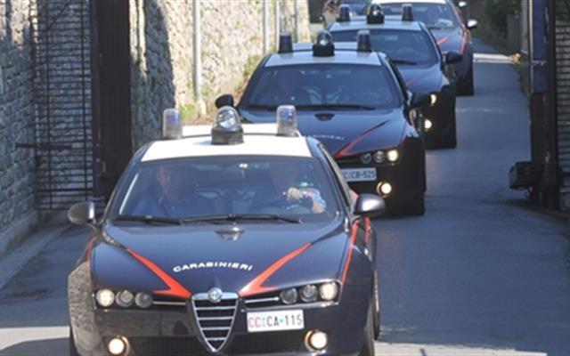 'Ndrangheta, maxi blitz
