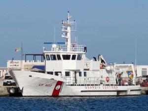 guardia costiera CP403