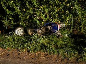 Andrea Forciniti muore nell'ennesimo incidente mortale sulla SS106 (4)
