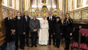 Celebrata una SS. Messa per la memoria della tragedia degli italiani e di tutte le vittime delle foibe