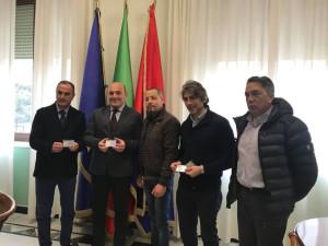Comune Crotone Incontro con l'Associazione Talassemici Crotone
