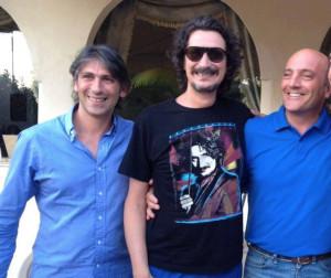 Con Michele e Sergio anche Crotone al recente festival di Sanremo