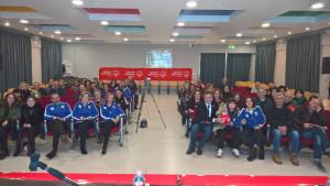 Concluso il Corso SOI di Special Olympics Italia al Liceo Scientifico Capialbi di Vibo Valentia (2)