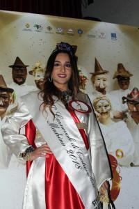 Giada Sartori eletta madrina del 60° Carnevale di Castrovillari (1)