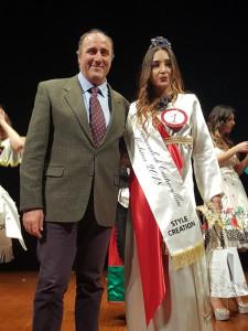 Giada Sartori eletta madrina del 60° Carnevale di Castrovillari (3)