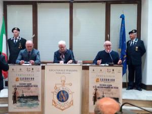Il progetto Sauro 100 fa tappa a Crotone
