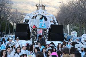 In 50 mila alla prima sfilata del Carnevale di Castrovillari (1)