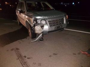 Incidente sulla SS106 scooter si scontra con un'auto, muore giovane 33 enne (1)