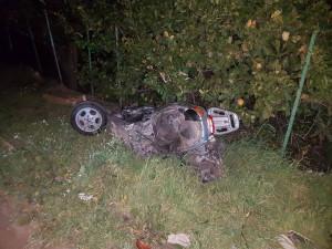 Incidente sulla SS106 scooter si scontra con un'auto, muore giovane 33 enne (2)
