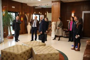 Marrelli Hospital da Roma a Crotone per la nascita di una rete d'eccellenza per i malati di tumore (1)